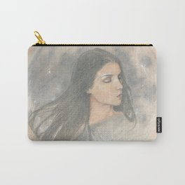 She Hung the Moon Carry-All Pouch