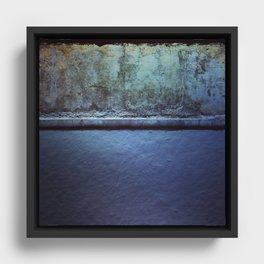 Brigantine Framed Canvas