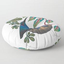 Mama Bird Floor Pillow