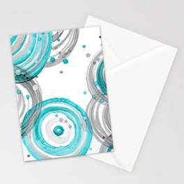 Ripples II Stationery Cards