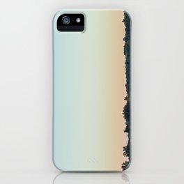 Morning Gathering iPhone Case