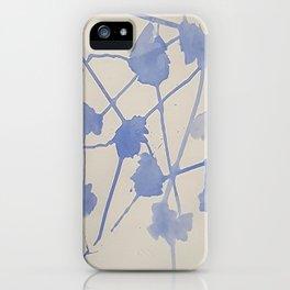 A#12 iPhone Case