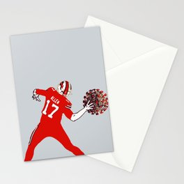 OUTTA HERE Stationery Cards