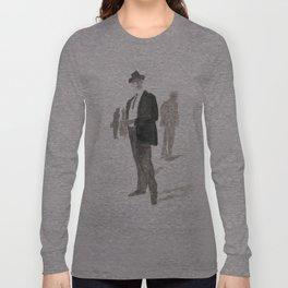 A Dapper Man Long Sleeve T-shirt