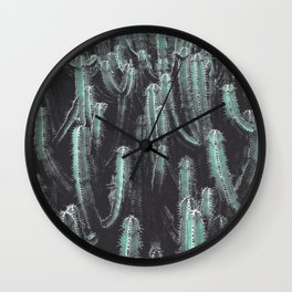 Cactus Club Wall Clock