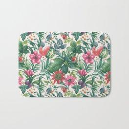 Garden pattern I Bath Mat