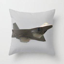 Raptor Vapour Throw Pillow