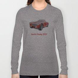Austin Healey 3000 Long Sleeve T-shirt