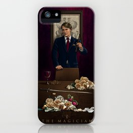 I. The Magician iPhone Case