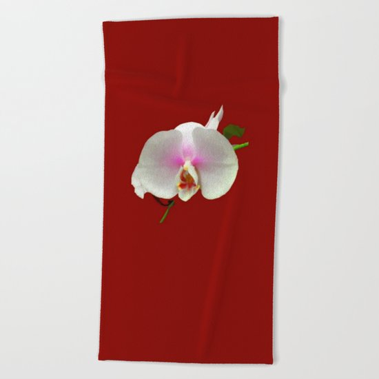 Blushing Beach Towel