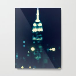 NYC Empire State  Metal Print