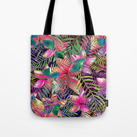 My Tropical Garden 2 Tote Bag