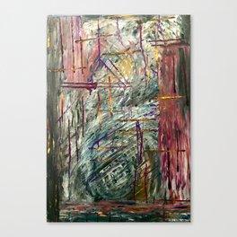 texture Passion Canvas Print