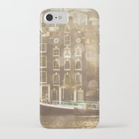 amsterdam iPhone & iPod Cases featuring Amsterdam by Cassia Beck