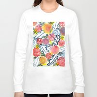 fantasy Long Sleeve T-shirts featuring fantasy by Young Ju