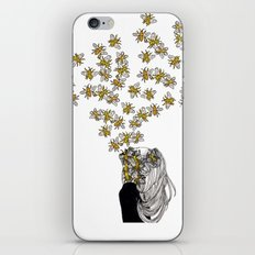 The Arrival of the Bee Box iPhone & iPod Skin