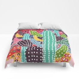 Summer Heat Comforters