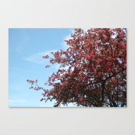 KEENE Canvas Print