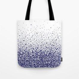Elévation bleu nuit - Estelle Mademoiselle Atelier Tote Bag