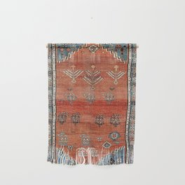 Bakhshaish Azerbaijan Northwest Persian Carpet Print Wall Hanging