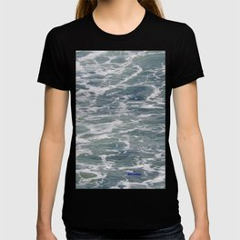 TEXTURES -- Ferry Wake in Puget Sound T-shirt