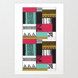 Piet Mondrian Art Print