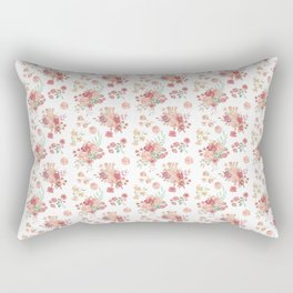 Beautiful Roses - floral, flowers, flower Rectangular Pillow