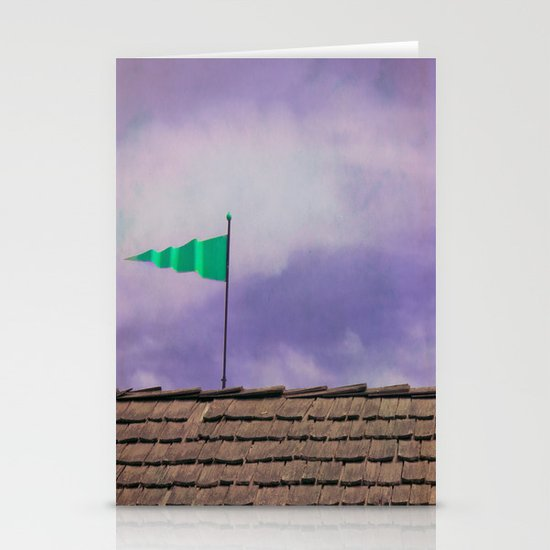 Flag Stationery Cards