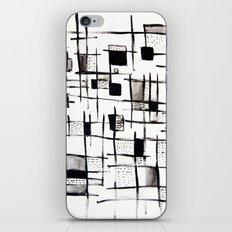 FENCES iPhone & iPod Skin