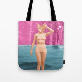 Meow-za! Tote Bag