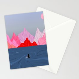Within // Without Stationery Cards