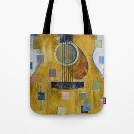 King of Guitars Tote Bag
