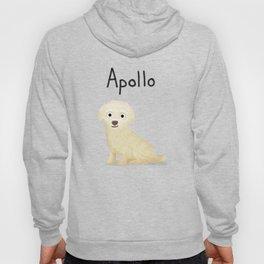 "Custom Dog Art ""Apollo"" Hoody"