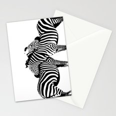 Two Color Love Stationery Cards
