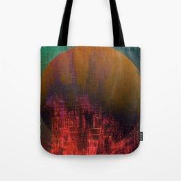 Fantastic Planet / Urban Fantasy Tote Bag