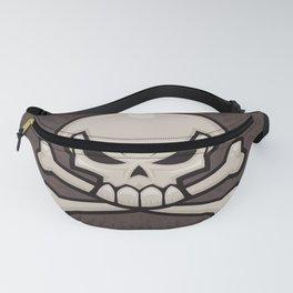 Skull and Crossbones Fanny Pack