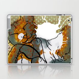 Dreams about milk  Laptop & iPad Skin