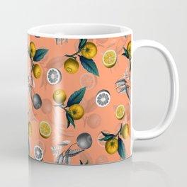 Unfinished Lemons Coffee Mug