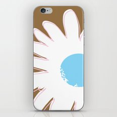 STATIONERY CARD - Daisy #1 iPhone & iPod Skin