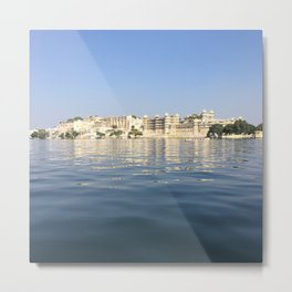 View From The Lake Metal Print