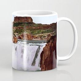 Shoshone Falls, Snake River, Idaho, 1898 Coffee Mug