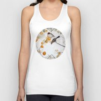 fall Tank Tops featuring Fall by Mai Autumn