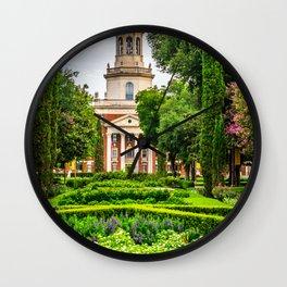 Baylor University Campus Print Wall Clock