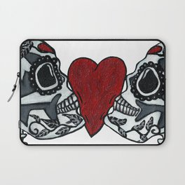 Love and Kisses Laptop Sleeve