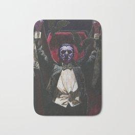 Count Dracula 1931 Bela Lugosi Bath Mat