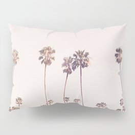Sunny Cali Palm Trees Pillow Sham