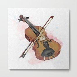 Stradivarius Metal Print