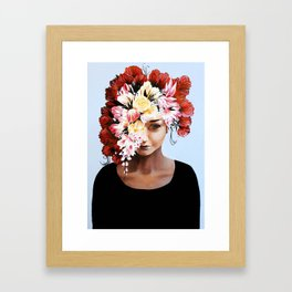 These Thoughts  Framed Art Print