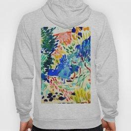 Henri Matisse Landscape at Collioure Hoody