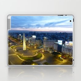 Buenos Aires Obelisco Laptop & iPad Skin